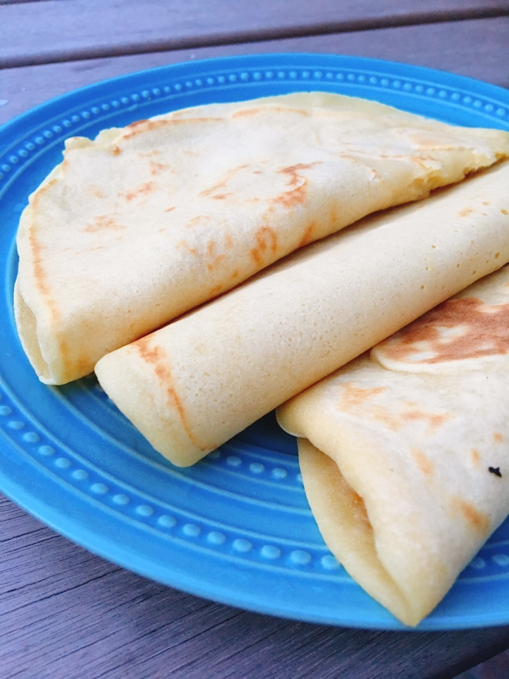 Tapioca Coconut Wraps/Tortillas