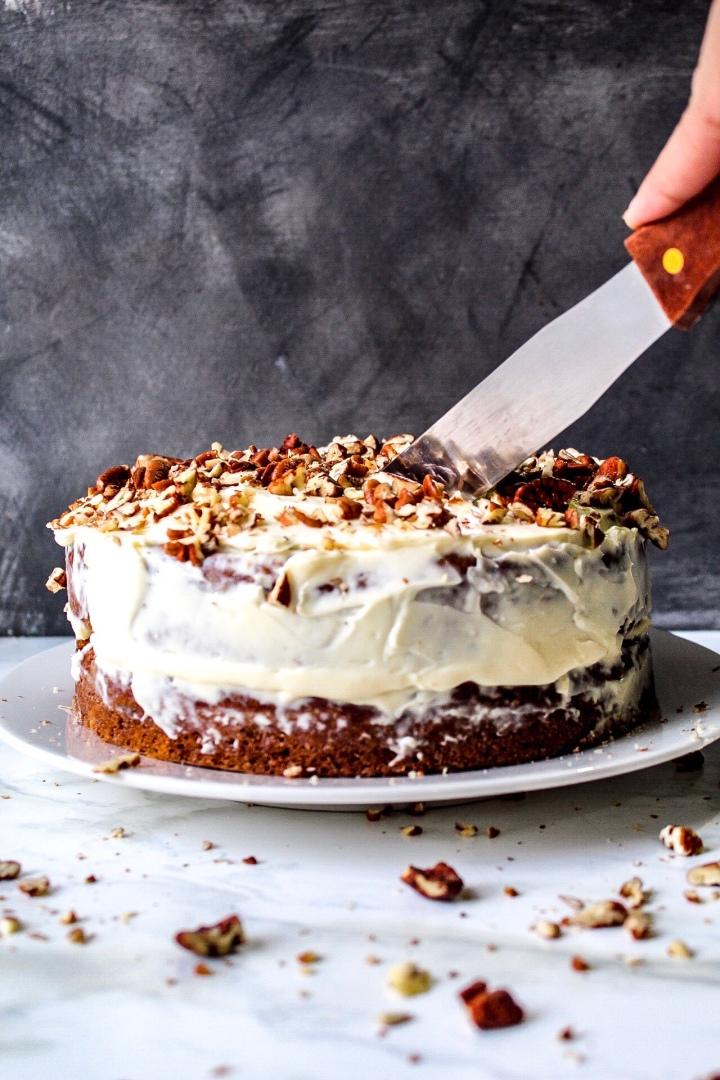 Hummmm…..Hummingbird Cake!