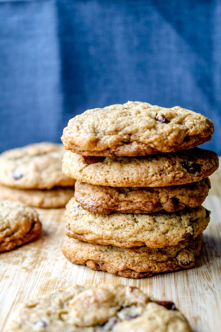 From Crunchy to Chewy – GF Chocolate Chip Cookies